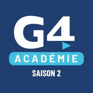 LA G4 ACADÉMIE REVIENT POUR UNE SAISON 2